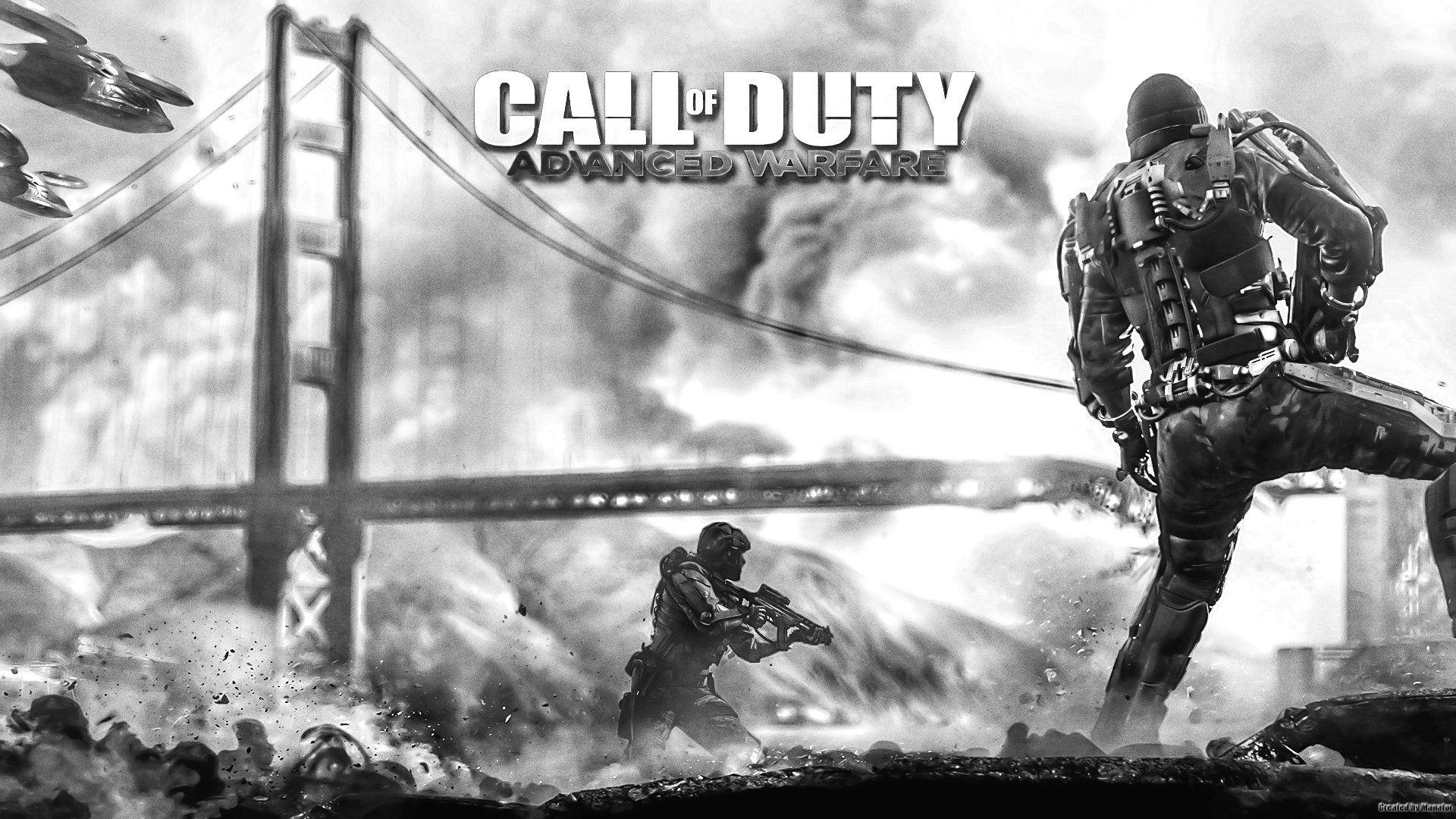 Call Of Duty Advanced Warfare Wallpaper By Brovvnie On DeviantArt 1920x1200 39 Wallpapers