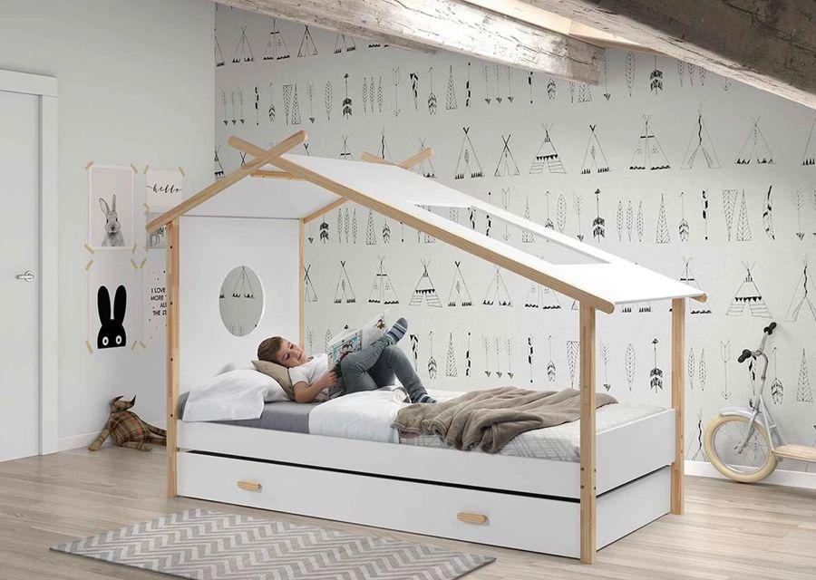 inspiration quel lit cabane pour la