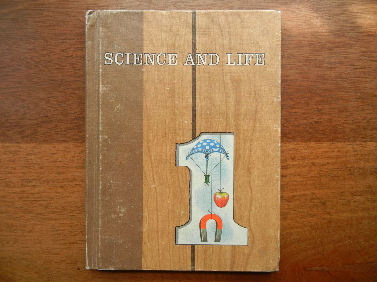 Science and Life ~ 1963 Textbook by ThomasCollectibles on Etsy ~SOLD~