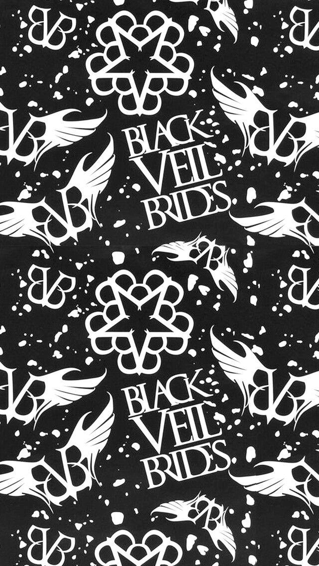 Pin By Kamilly Corey On Wallpaper Black Veil Black Veil Brides Black Viel Brides