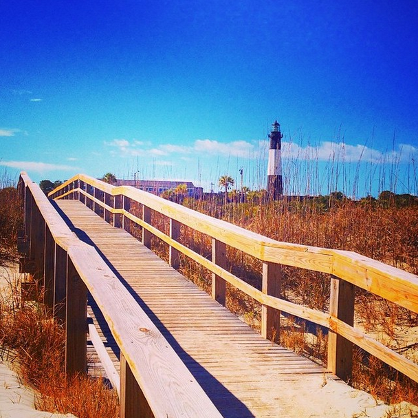 Tybee Island Beach: The North Beach Of #TybeeIsland, Georgia Is Very