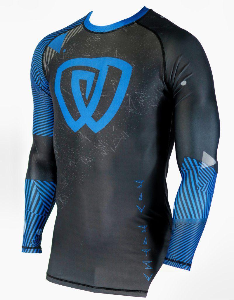 Mma Rash Guard Compression Short Sleeve Top Mens Gym Armour Base Layer Bjj Shirt