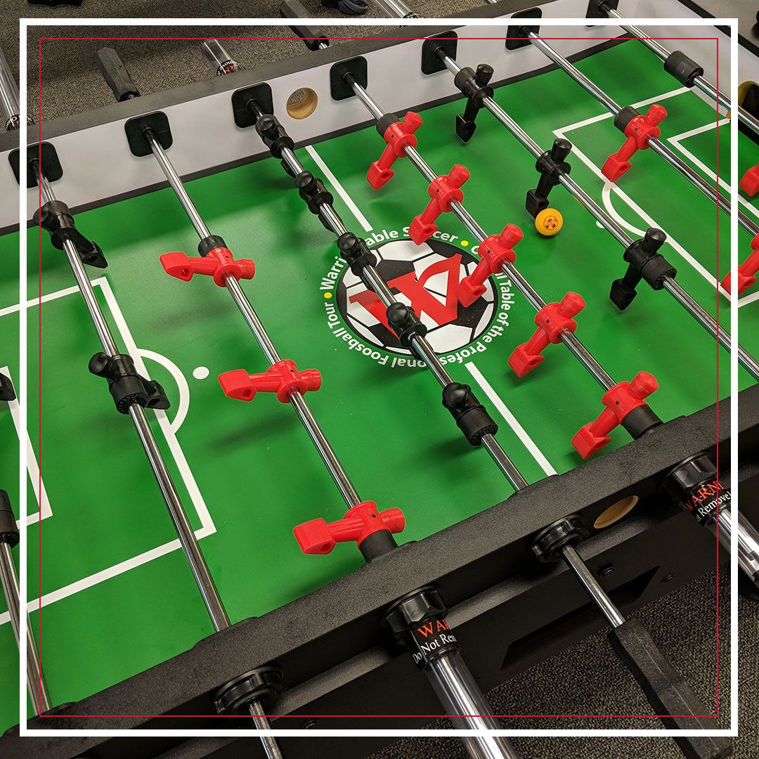 go from amateur to warrior pro with our professional foosball table rh pinterest com