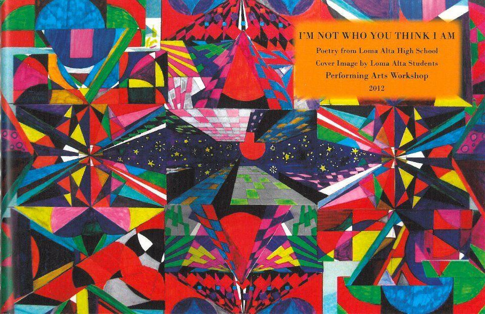 Marin anthology release celebration art