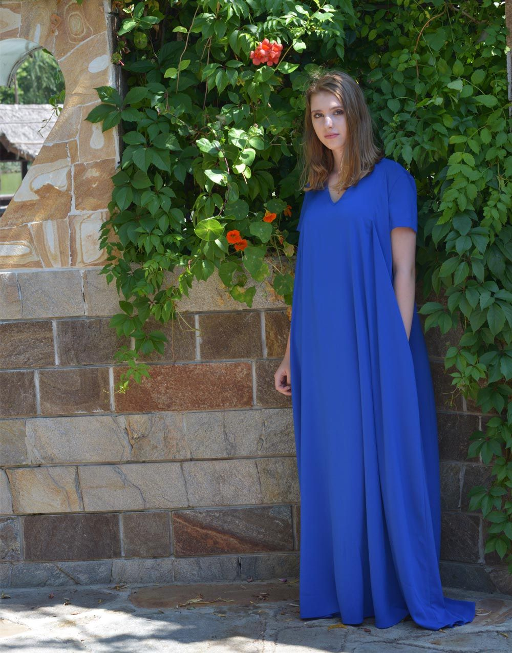 49348ea678e Cobalt Blue Dress