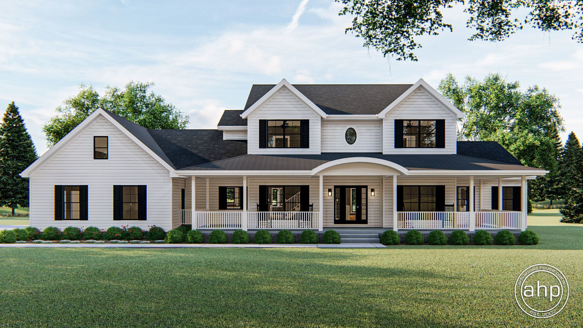 1 5 Story House Plans With Walkout Basement In 2020 House Plans Farmhouse Country Style House Plans Basement House Plans