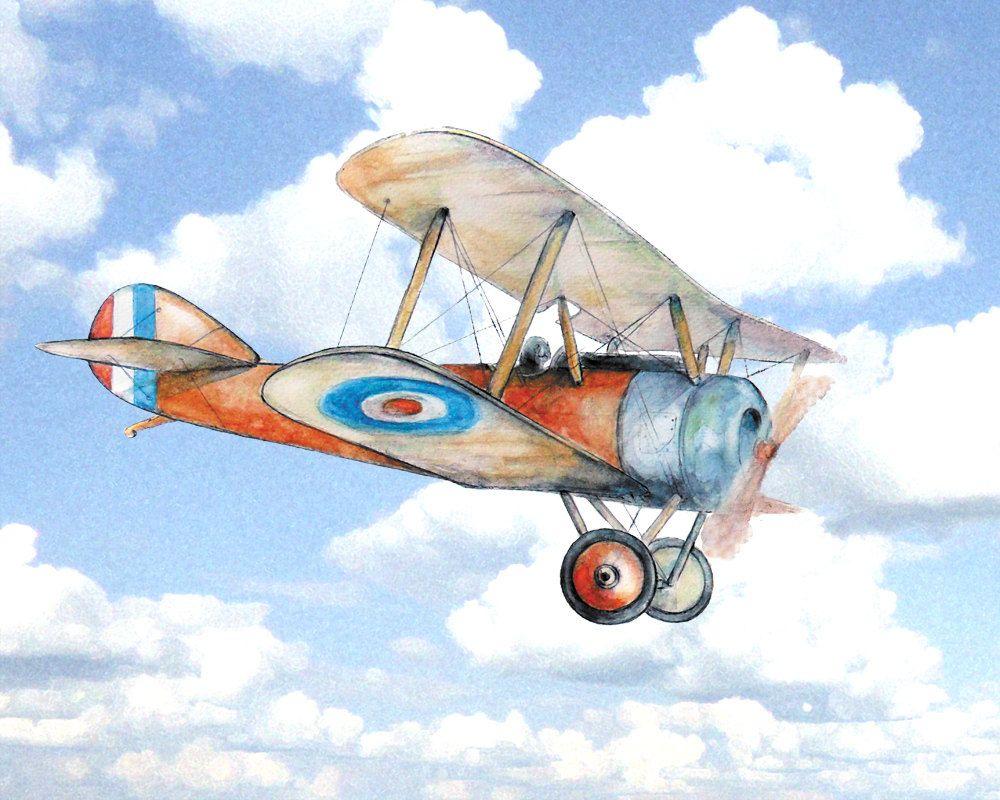 Vintage Airplane Photos 15