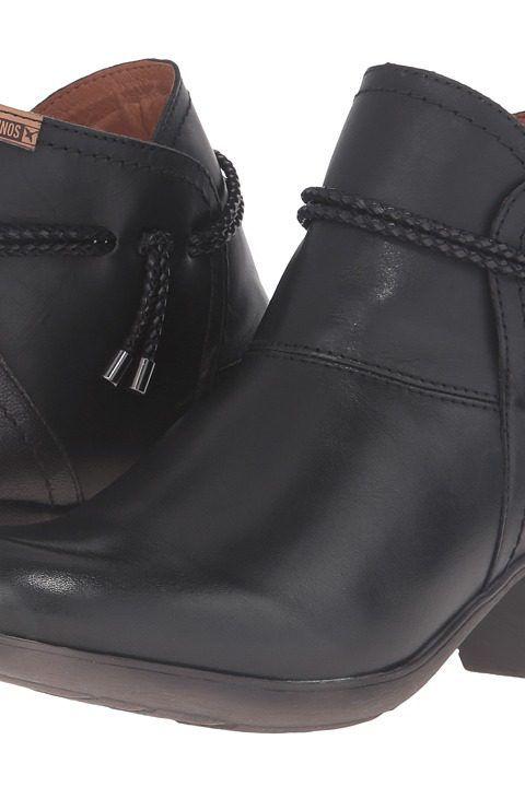 fd9441b3345 Pikolinos Rotterdam 902-8775 (Black) Women s Shoes - Pikolinos ...