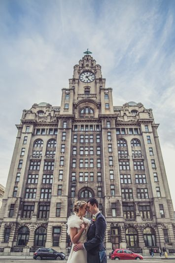 Liverpool wedding. Image by Claire Penn Photography