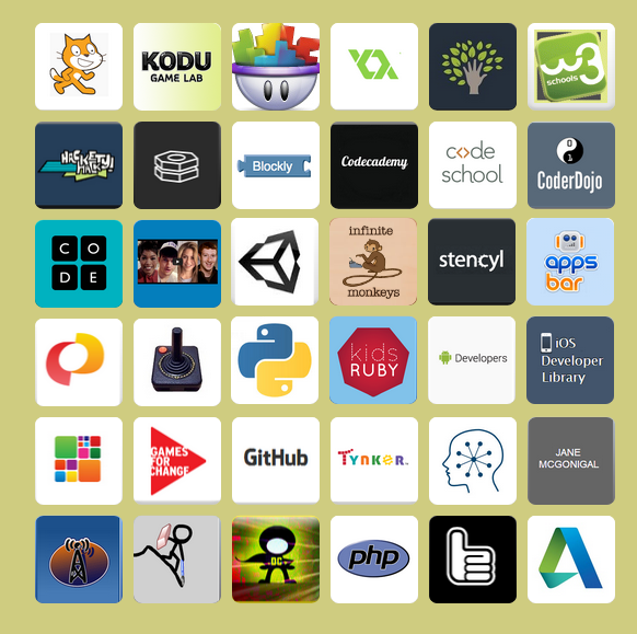 30 of the best sites on the web to teach coding, app