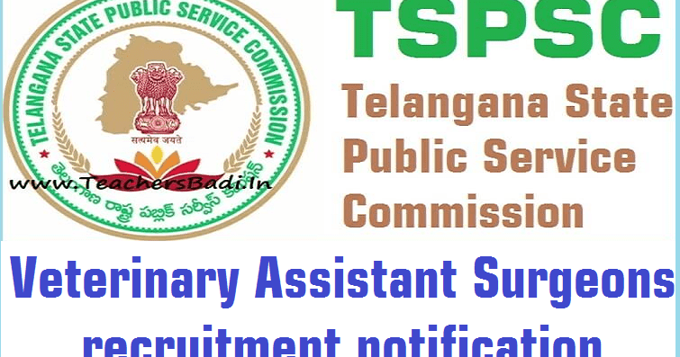 tspsc veterinary assistant surgeons recruitment 2017,online ...