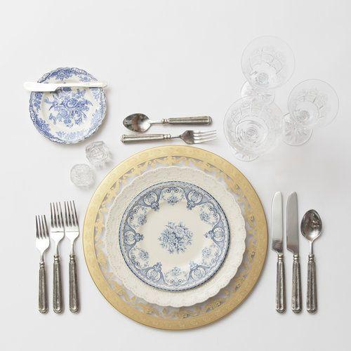 versailles flatware vintage