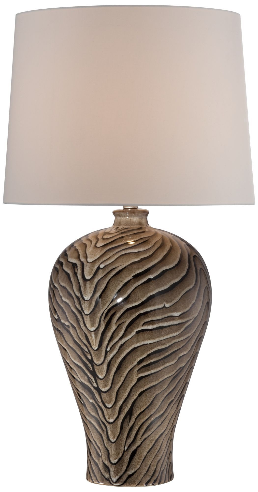 Animal print ceramic 34 inch h urn table lamp eurostylelighting animal print ceramic 34 inch h urn table lamp eurostylelighting geotapseo Gallery