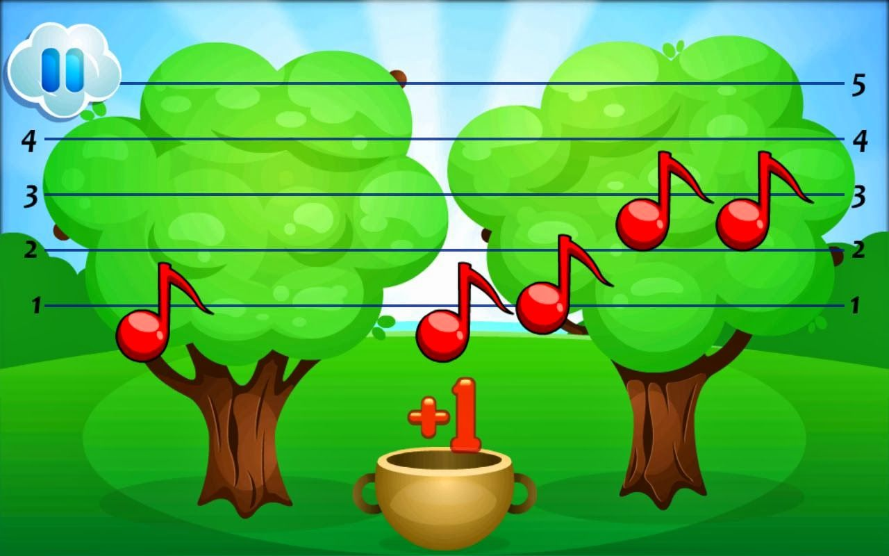 Music Tales (best free educational Android apps for kids)