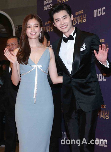 Lee Jong-suk and Han Hyo-joo Special Jury at Houston Film