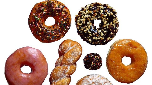 16 Unique Donuts You'll Want To Sink Your Teeth Into