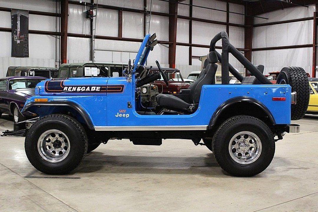 1976 Jeep CJ7 for sale near Grand Rapids, Michigan 49512