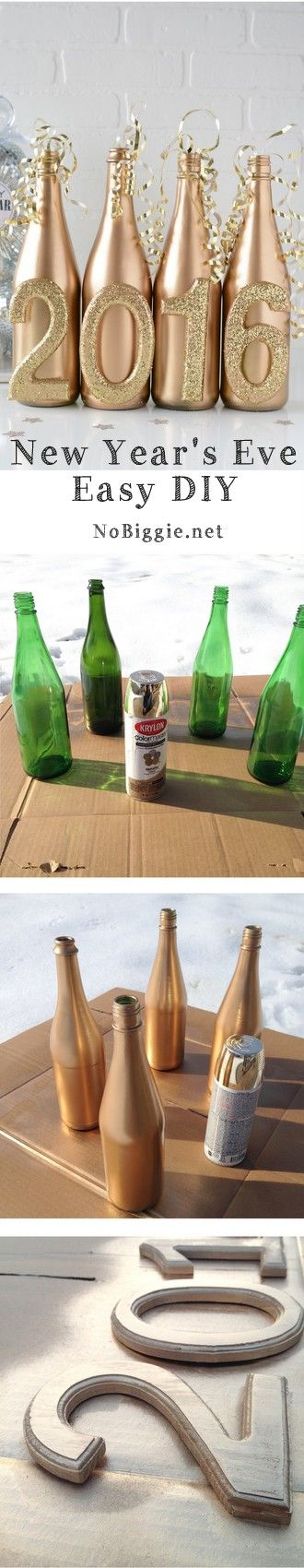 New Year's Eve DIY Decor