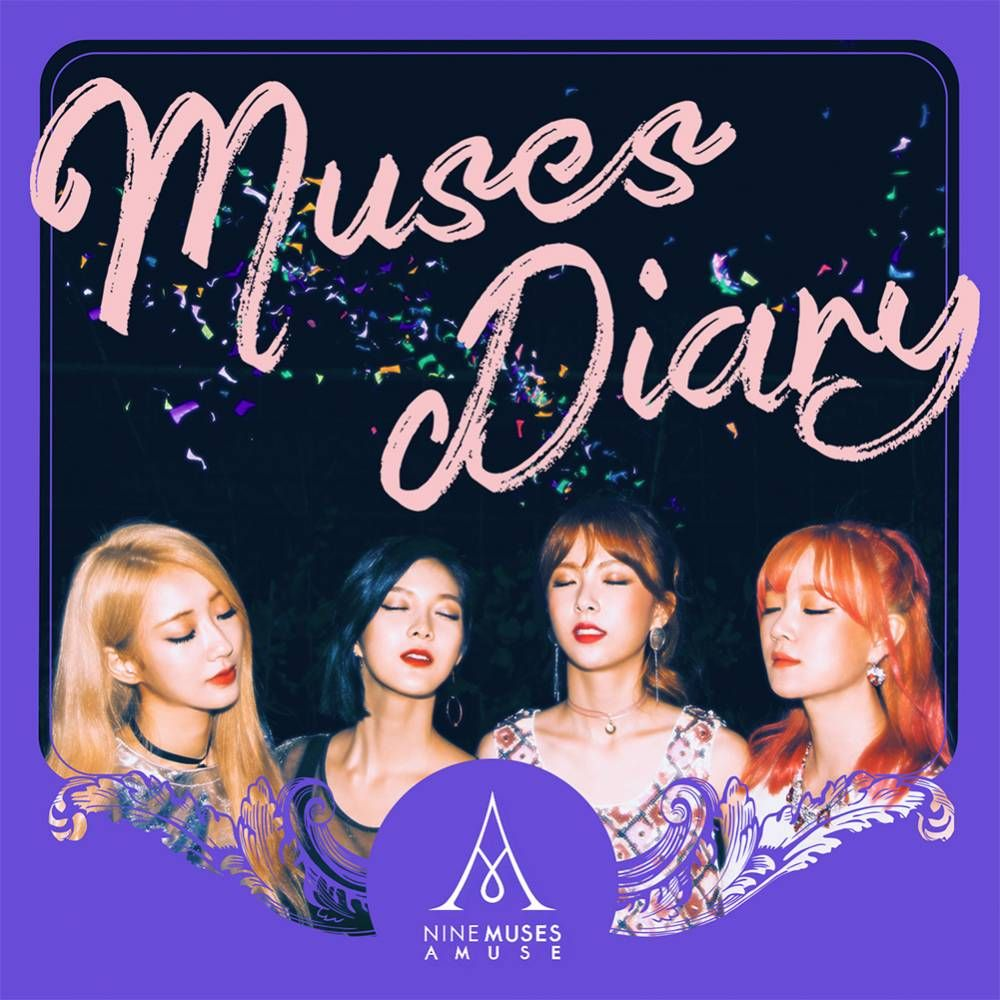 Album mv review nine muses a muses diary kpop korean music kpop girls stopboris Image collections