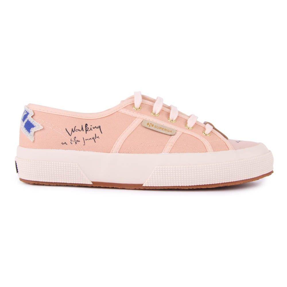 Zapatos rosas SUPERGA infantiles t6qNqqT