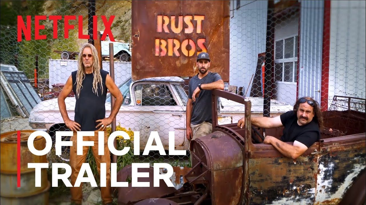 Rust Valley Restorers Season 3 Official Trailer
