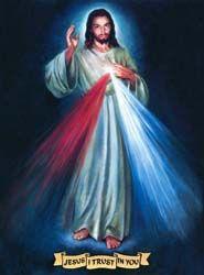 Devine Mercy of Christ