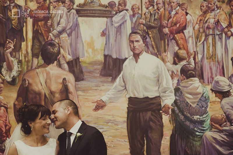 Cinta & Xavi. Wedding