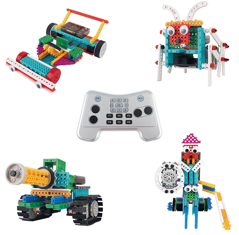 roboter zum zusammenbauen - roboter set für kinder - ingenious