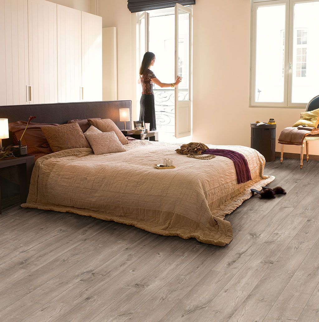 How To Find The Bedroom Flooring Of Your Dreams | Bedroom Flooring, Flooring, Dark Laminate Wood Flooring
