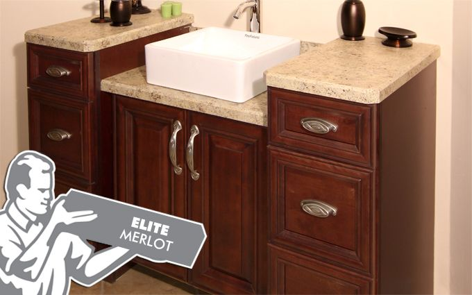 Elite Merlot Cabinets From Fabuwood We Have Fabuwood Cabinets In