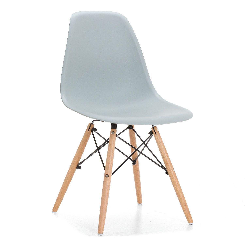 Inspire De La Chaise Eames DSW Charles Ray Structure Des Pieds Est Base Sur Le Principe Construction Tour Eiffel