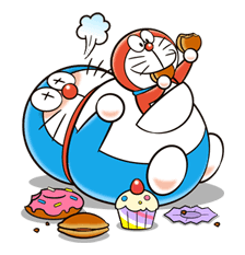 Doraemon's Many Emotions – LINE stickers | LINE STORE