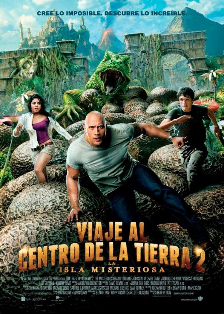 Viaje Al Centro De La Tierra 2 La Isla Misteriosa 2012 The Mysterious Island Island Movies Adventure Movies