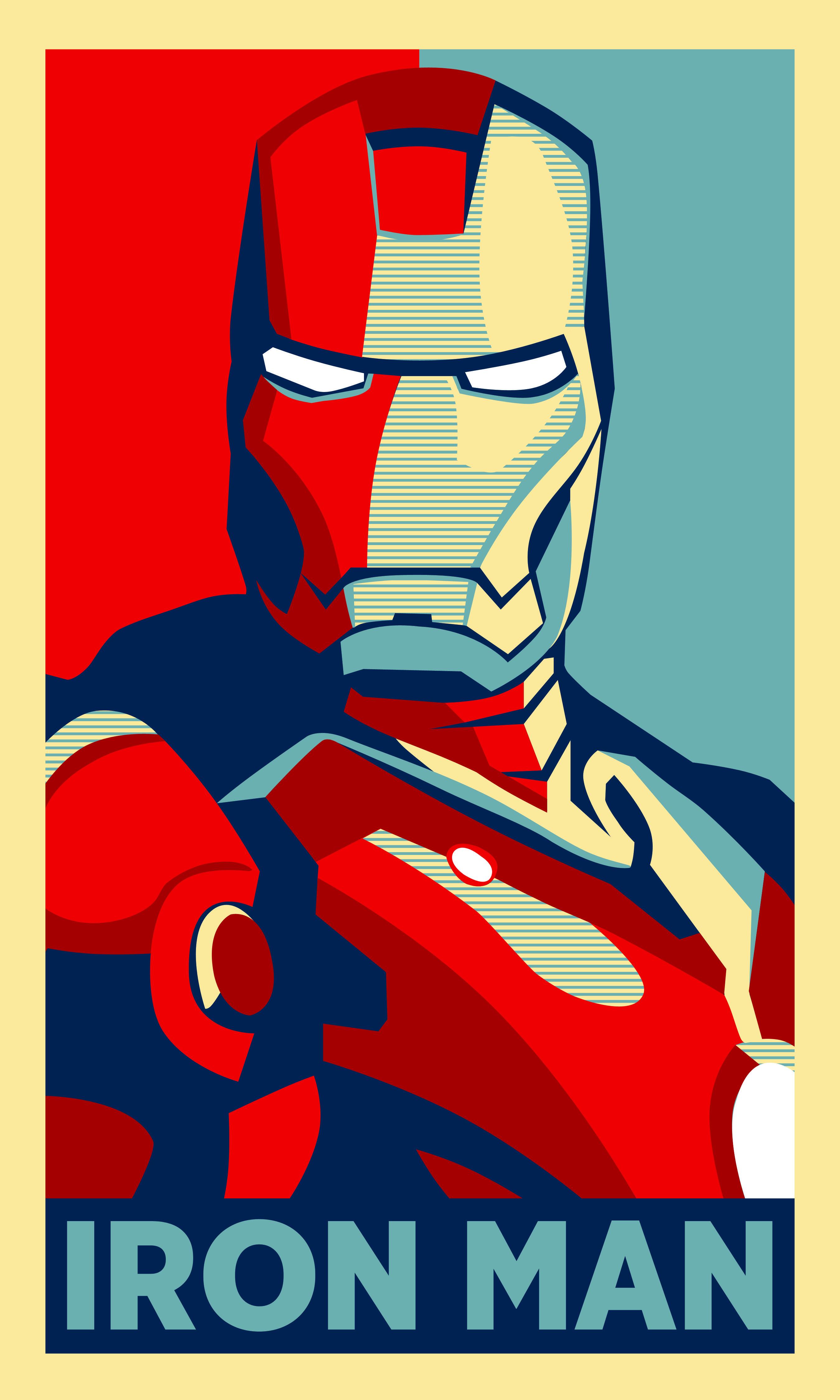 Iron Man HOPE | Science Fiction Art | Pinterest | Hero and ...