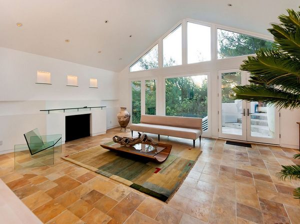 35 Living Room Floor Tile Design Ideas With Pictures