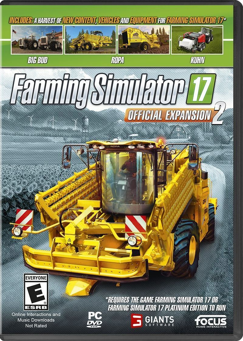 Farming Simulator 17 - Platinum Edition For Mac