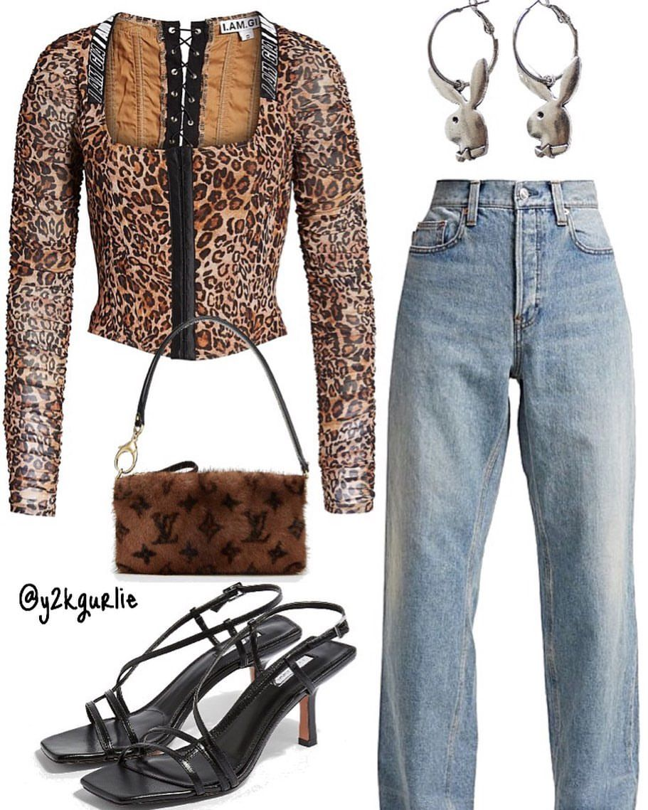 ", teyla and sofia on Instagram: ""? #style #shopping #styleinspo #instastylist #glamoutfit #fashion #virtualstyling #highfashion #luxuryfashion #prettylittlething #boohoo…"", My Pop Star Kda Blog, My Pop Star Kda Blog"
