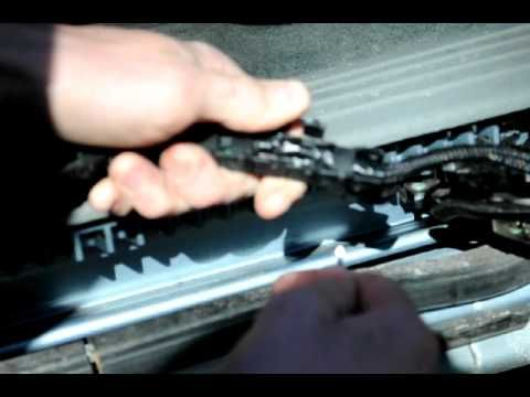 How To Fix Dodge Grand Caravan And Chrysler Town And Country