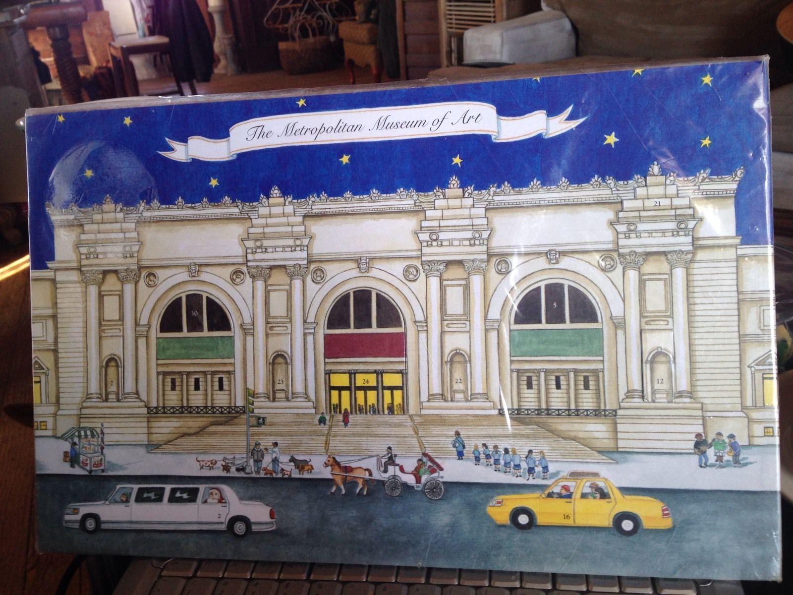 Calendar Metropolitan Museum Of Art : Metropolitan museum of art advent calendars pinterest