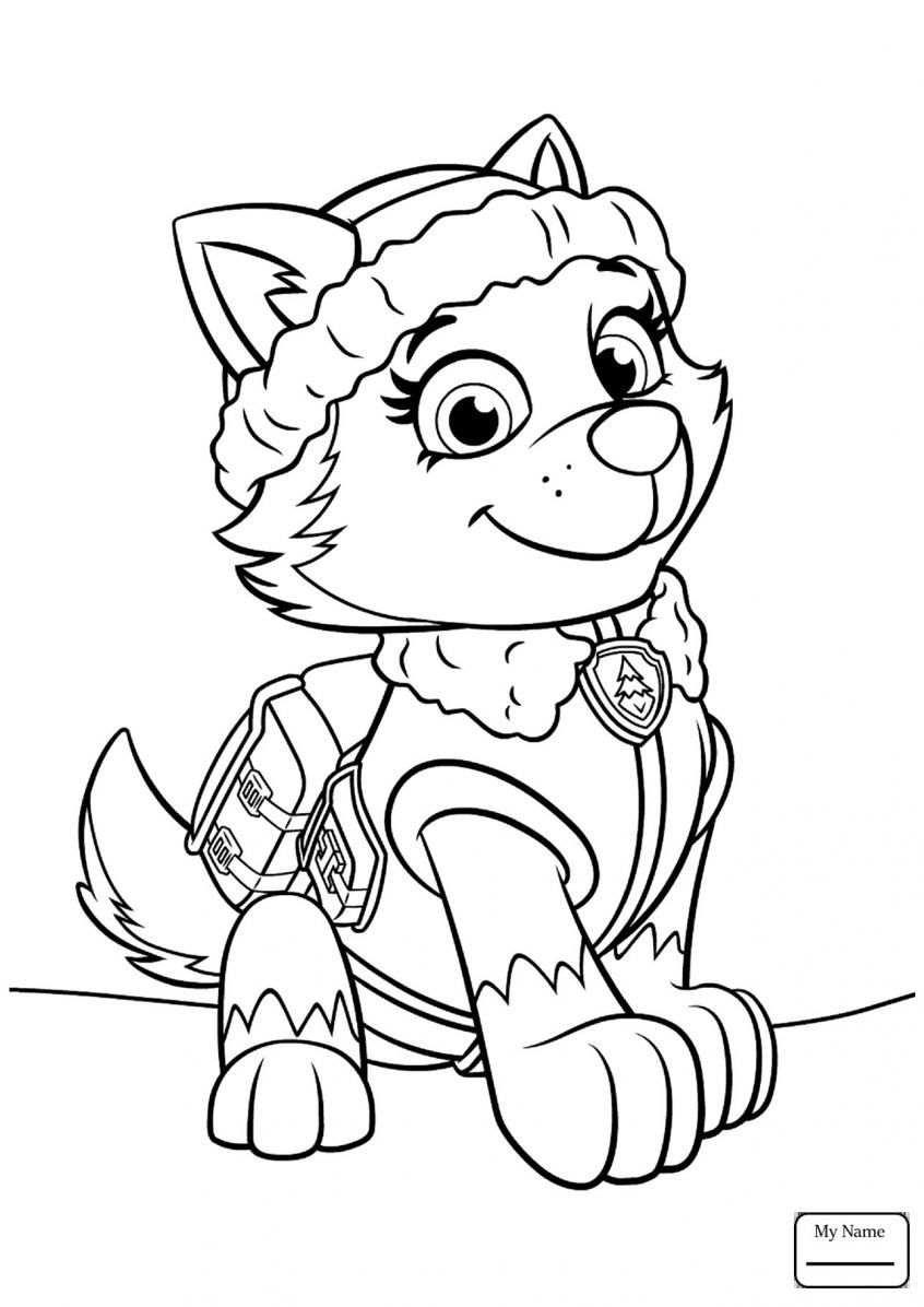 Tracker Paw Patrol Coloring Page Youngandtae Com Paw Patrol Coloring Pages Paw Patrol Coloring Horse Coloring Pages