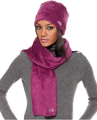 The North Face Beanie & Scarf, Denali Thermal Beanie & Scarf - Womens The  North