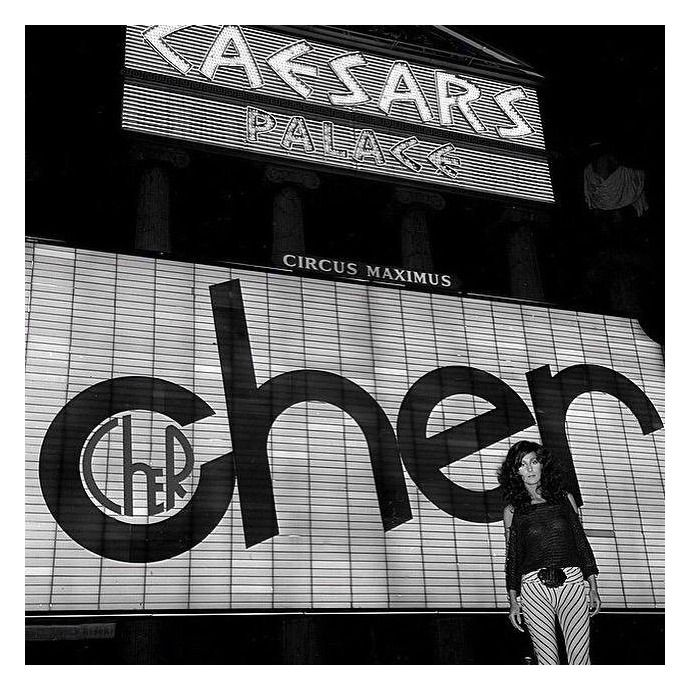 Cher at Caesars Palace