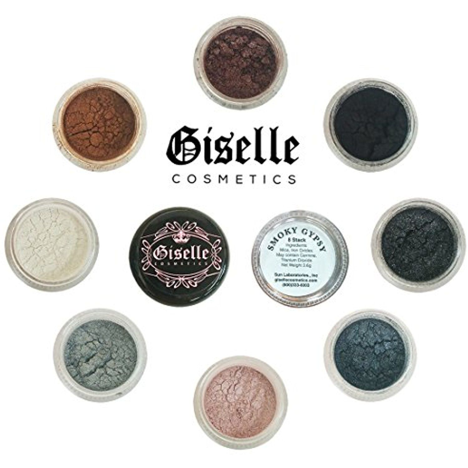 Giselle Cosmetics – ♦SMOKY GYPSY♦ Best Mineral