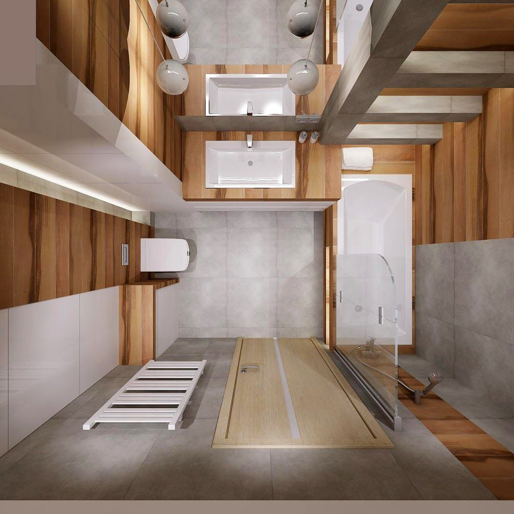 Bad ideen halbbäder alldesign mieszkanie warszawa  ideas  our house  bath room
