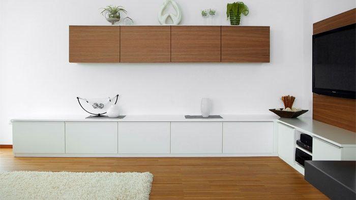 Wohnzimmer Und Tv Möbel Um Die Ecke Wozi Kitchen Cabinets Home