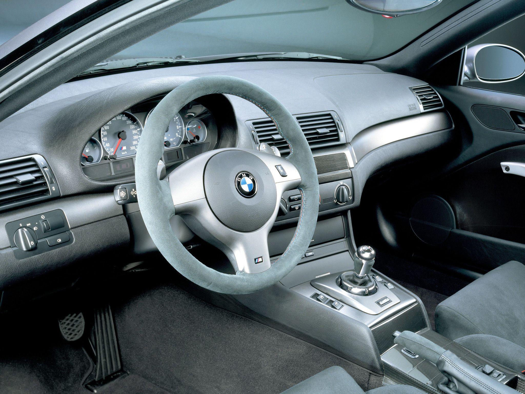 medium resolution of 2003 bmw m3 interior