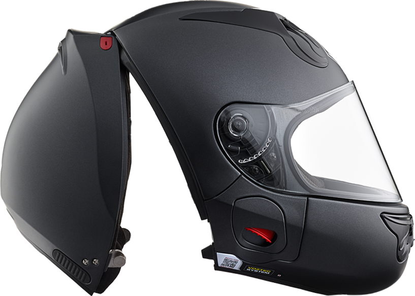 Vozz Helmets Just Made Putting On Your Motorcycle Helmet - Motorcycle helmet decals graphicsmotorcycle helmet graphics the easy helmet upgrade