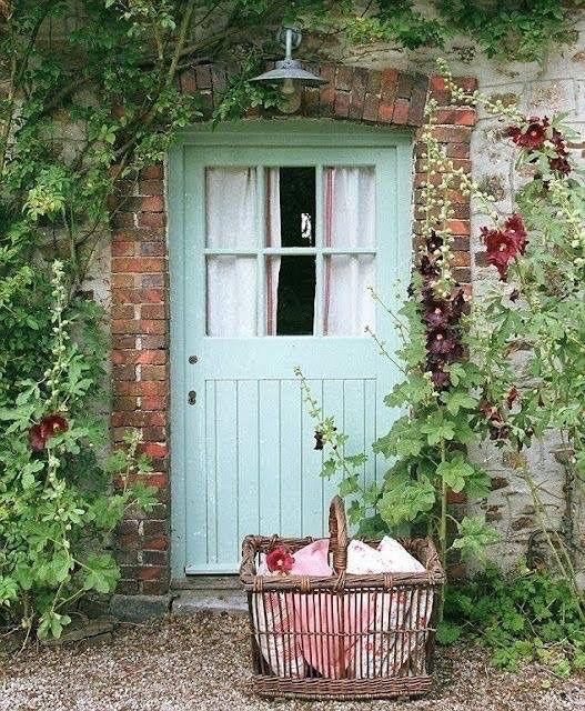 Haustür landhaus blau  Pin von Moment's auf Türen und Fenster | Pinterest | Türen und Fenster