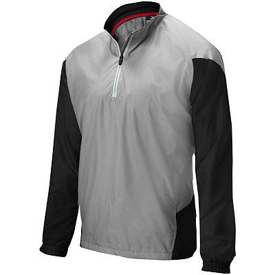 Baseball Jackets 181335: Mizuno Mens Pro Windproof Batting Jacket ...