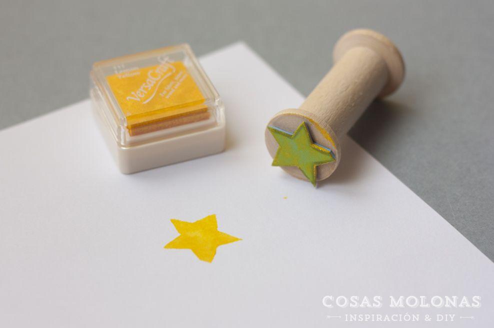 Manualidades para nios sellos fciles con goma eva Actividades